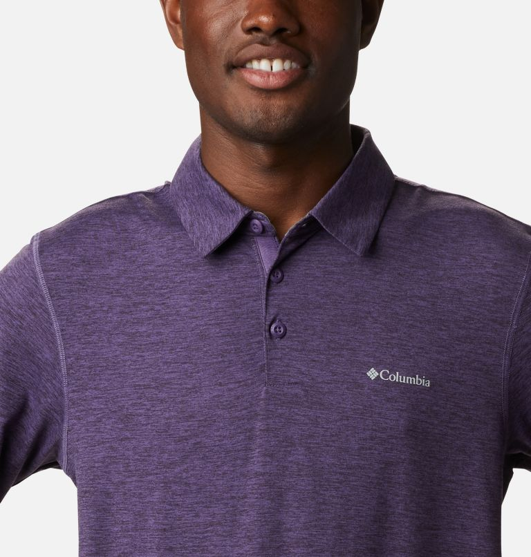 Tech Trail™ Polo | 555 | M Men's Tech Trail™ Polo Shirt, Soft Purple, a2