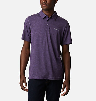 Men's Tech Trail™ Polo Shirt Tech Trail™ Polo | 613 | L, Soft Purple, front