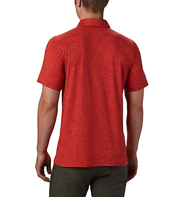 Men's Tech Trail™ Polo Tech Trail™ Polo | 478 | L, Wildfire, back