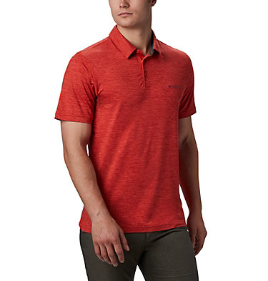 Men's Tech Trail™ Polo Tech Trail™ Polo | 478 | L, Wildfire, front