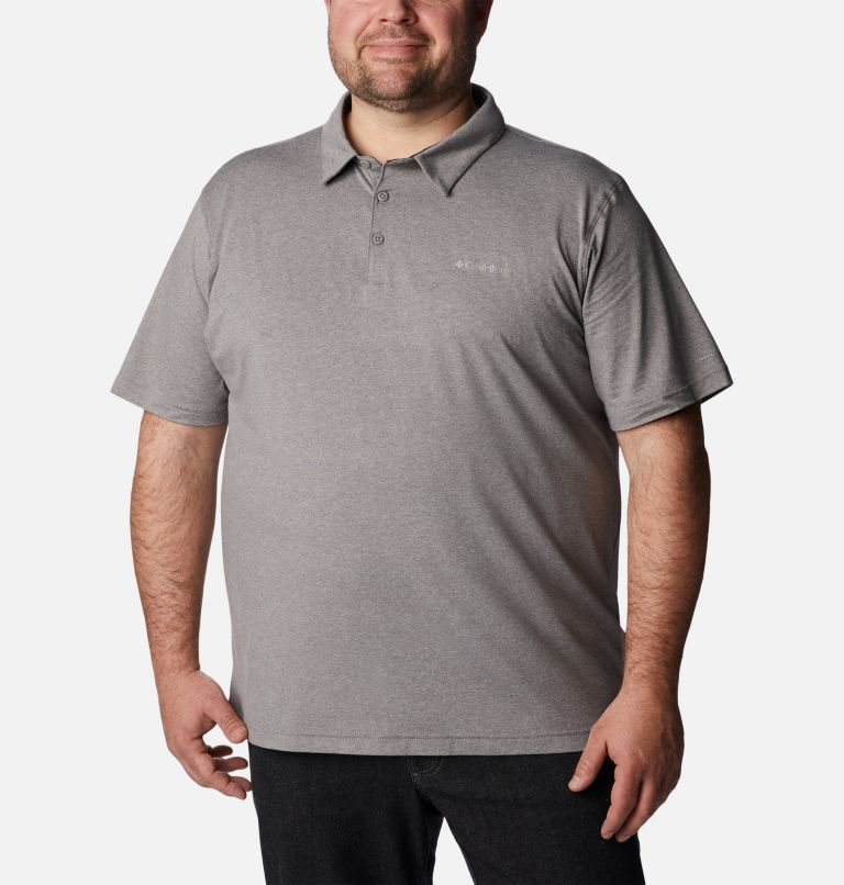 Polo Tech Trail™ pour homme – Tailles fortes Polo Tech Trail™ pour homme – Tailles fortes, front