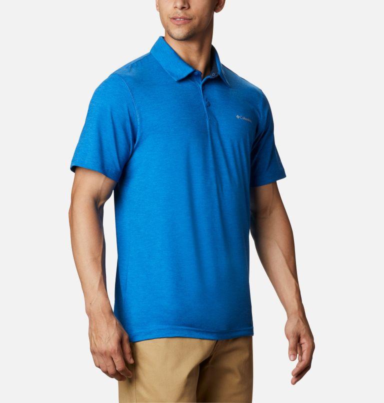Tech Trail™ Polo | 432 | 3XT Men's Tech Trail™ Polo – Tall, Bright Indigo, a3