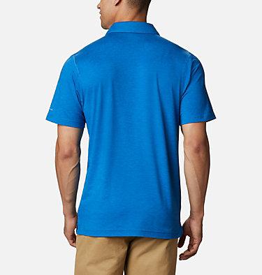 Men's Tech Trail™ Polo – Tall Tech Trail™ Polo | 613 | 2XT, Bright Indigo, back