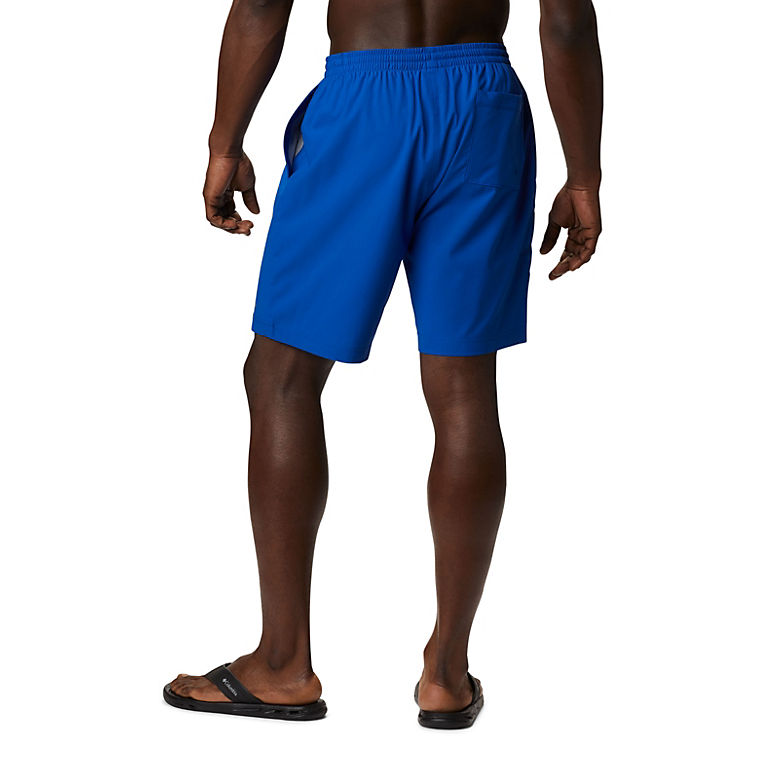 Tennessee Tri Star Flag Mens Beach Shorts Swim Trunks Outdoor Shorts Sports Shorts