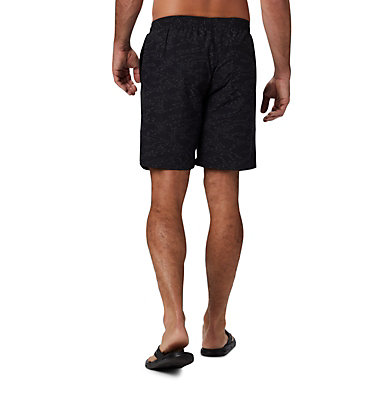 Men's Big Dippers™ Water Shorts Big Dippers™ Water Short | 012 | L, Black Wavy Islands, back