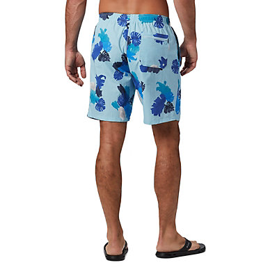 Men's Big Dippers™ Water Shorts Big Dippers™ Water Short | 465 | L, Sky Blue Tropical, back