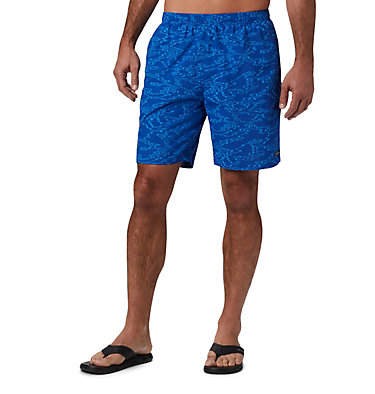 Men's Big Dippers™ Water Shorts Big Dippers™ Water Short | 012 | L, Azul Wavy Islands, front