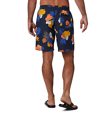 Men's Big Dippers™ Water Shorts Big Dippers™ Water Short | 465 | L, Collegiate Navy Tropical, back