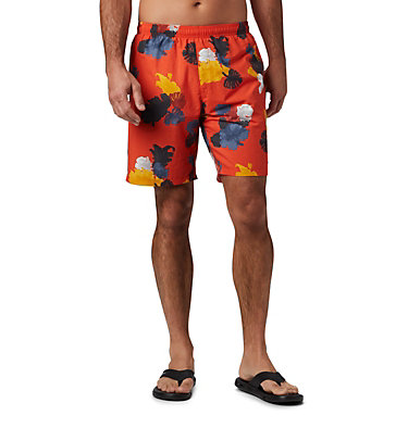 Men's Big Dippers™ Water Shorts Big Dippers™ Water Short | 465 | L, Wildfire Tropical, front