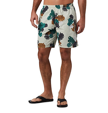 Men's Big Dippers™ Water Shorts - Big Big Dippers™ Water Short | 012 | 2X, Pixel Tropical, front
