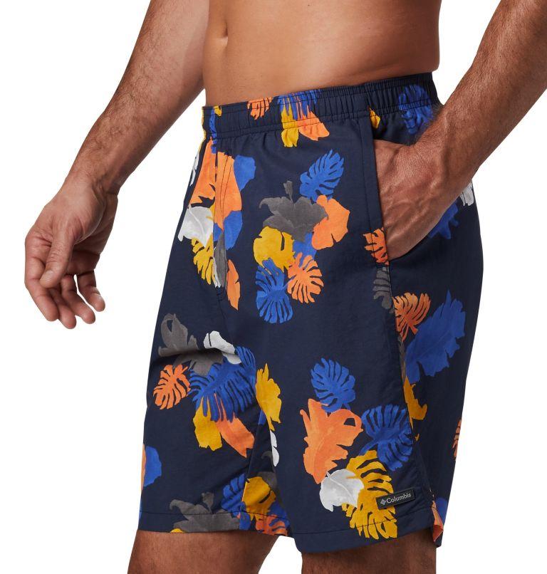 Big Dippers™ Water Short | 465 | 3X Men's Big Dippers™ Water Shorts - Big, Collegiate Navy Tropical, a1