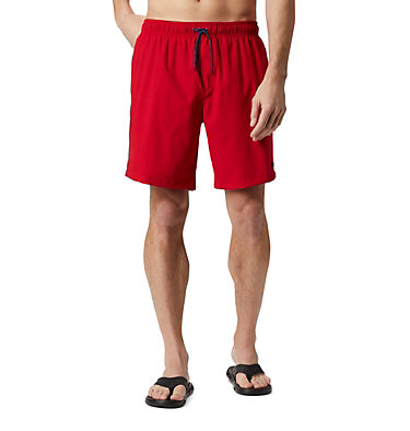 Men's Blue Magic™ Water Shorts Blue Magic™ Water Short | 439 | L, Mountain Red Stars & Stripes, front