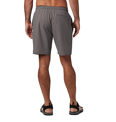 Men's Blue Magic™ Water Shorts - Big Blue Magic™ Water Short | 023 | 3X, City Grey Camp Supplies, back