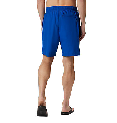 Men's Blue Magic™ Water Shorts - Big Blue Magic™ Water Short | 023 | 3X, Azul Stars & Stripes, back