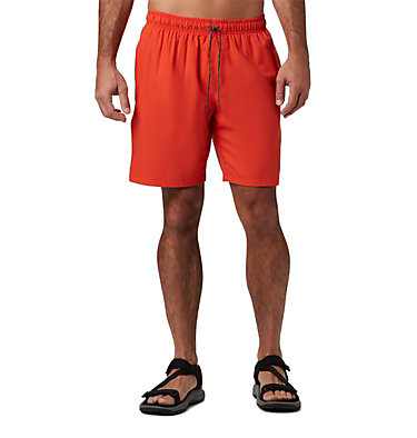 Men's Blue Magic™ Water Shorts - Big Blue Magic™ Water Short | 023 | 3X, Wildfire Camp Supplies, front