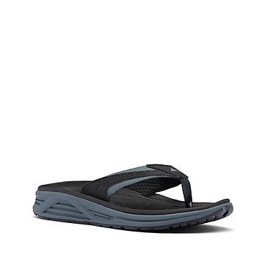 Men's Molokai™ III Sandal MOLOKAI™ III | 010 | 11, Black, Graphite, 3/4 front