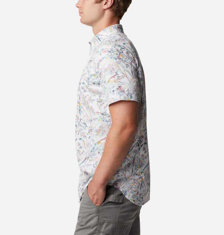 Men's Rapid Rivers™ Printed Short Sleeve Shirt Men's Rapid Rivers™ Printed Short Sleeve Shirt, a1