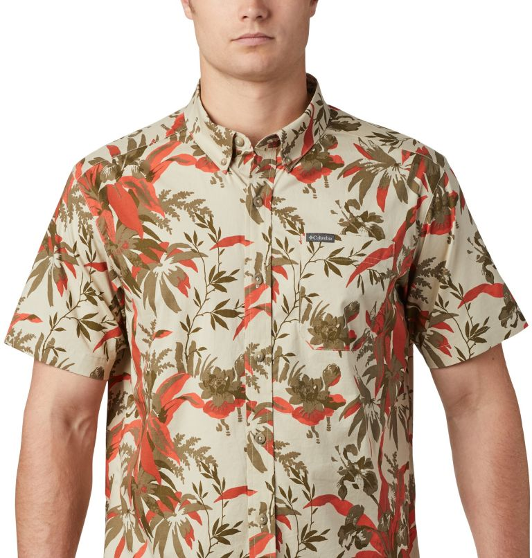 Men's Rapid Rivers™ Printed Short Sleeve Shirt Men's Rapid Rivers™ Printed Short Sleeve Shirt, a1