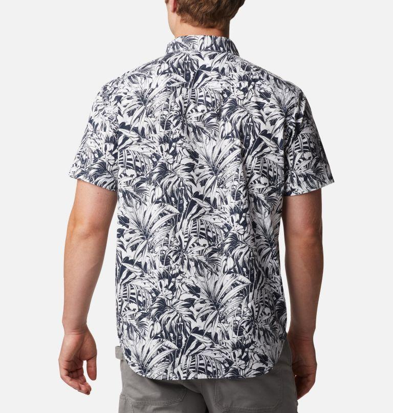 Men's Rapid Rivers™ Printed Short Sleeve Shirt Men's Rapid Rivers™ Printed Short Sleeve Shirt, back