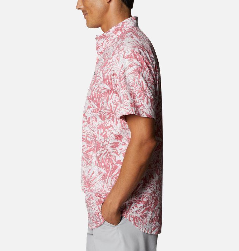 Rapid Rivers™ Printed Short Sleeve Shirt | 661 | L Men's Rapid Rivers™ Printed Short Sleeve Shirt, Rosette Toucanical, a1