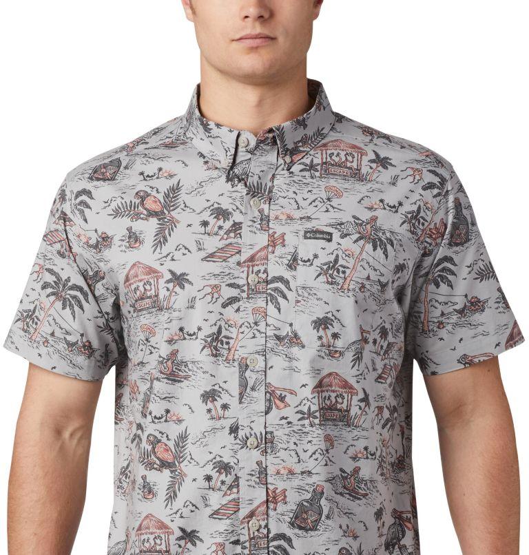 Men's Rapid Rivers™ Printed Short Sleeve Shirt – Big Men's Rapid Rivers™ Printed Short Sleeve Shirt – Big, a1