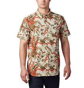 Men's Rapid Rivers™ Printed Short Sleeve Shirt – Big