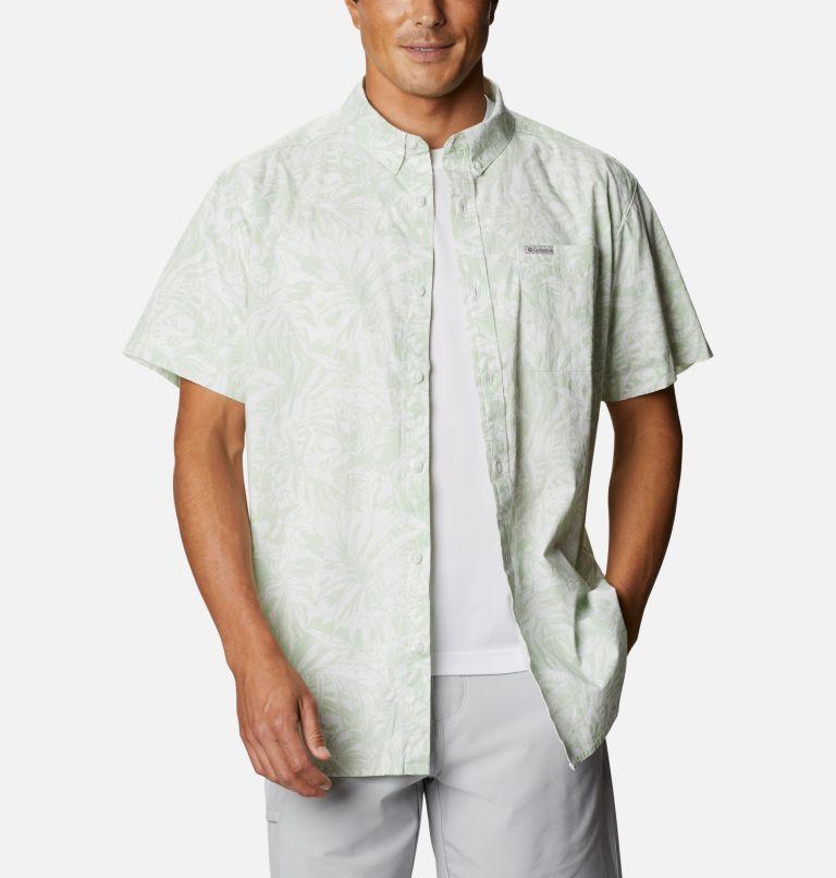 Chemise à manches courtes imprimée Rapid Rivers™ pour homme – Tailles fortes Chemise à manches courtes imprimée Rapid Rivers™ pour homme – Tailles fortes, front