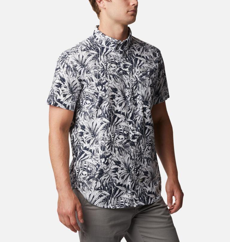 Men's Rapid Rivers™ Printed Short Sleeve Shirt – Big Men's Rapid Rivers™ Printed Short Sleeve Shirt – Big, a3