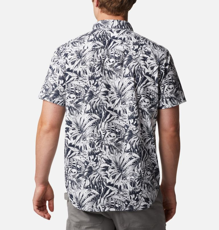 Men's Rapid Rivers™ Printed Short Sleeve Shirt – Big Men's Rapid Rivers™ Printed Short Sleeve Shirt – Big, back