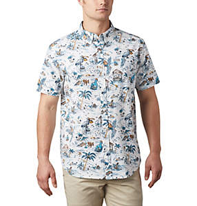 Men's Rapid Rivers™ Printed Short Sleeve Shirt – Tall