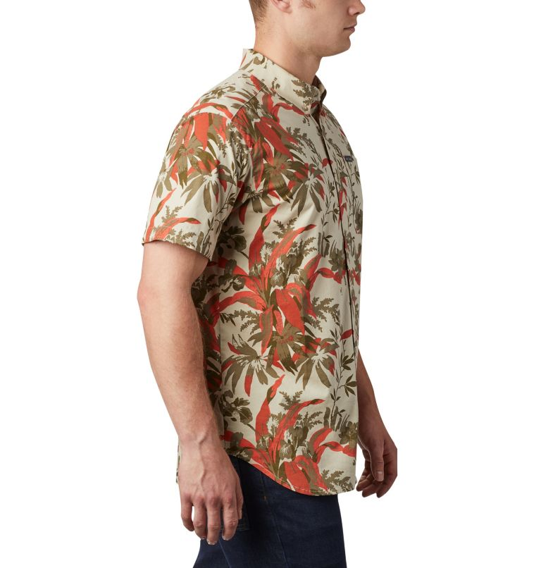 Men's Rapid Rivers™ Printed Short Sleeve Shirt – Tall Men's Rapid Rivers™ Printed Short Sleeve Shirt – Tall, a3