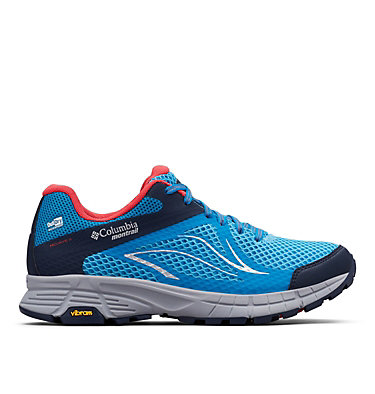 Mojave Trail II OutDry™ Trail-Running-Schuh für Damen MOJAVE TRAIL™ II OUTDRY™ | 033 | 5, Blue Chill, Red Camellia, front