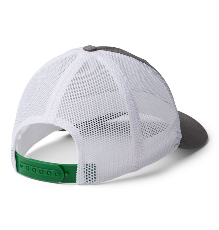 Columbia Youth™ Snap Back Hat | 049 | O/S Casquette Snapback Junior, Titanium, White, True Green, Camp Creatures, back