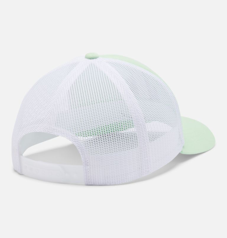 Columbia Youth™ Snap Back Hat   313   O/S Casquette à bouton pression Columbia Youth™, Light Lime, Explore, back