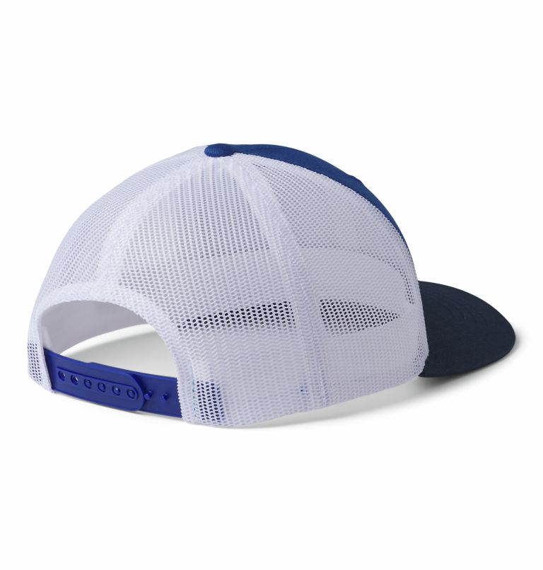 Columbia Youth™ Snap Back Hat | 437 | O/S Casquette Snapback Junior, Azul, White, Coll Navy, Camp Creatures, back