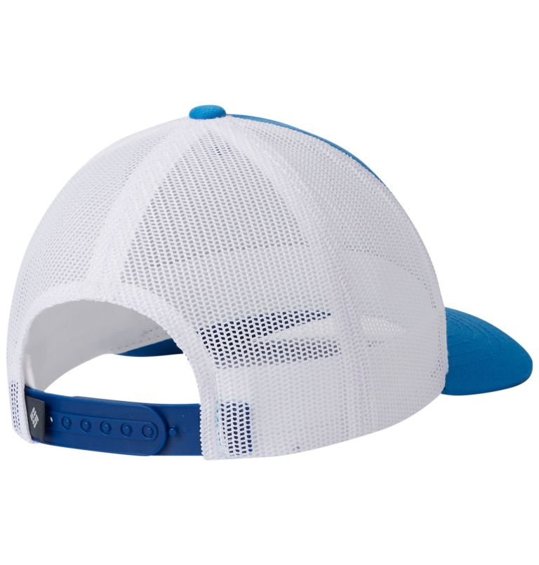 Columbia Youth™ Snap Back Hat | 439 | O/S Casquette Snapback Junior, Super Blue, Diamond Patch, back