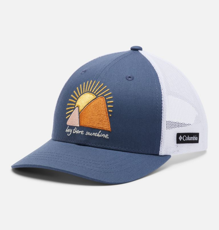 Columbia Youth™ Snap Back Hat | 467 | O/S Youth Columbia™ Snap Back Cap, Nocturnal, Sunshine, front