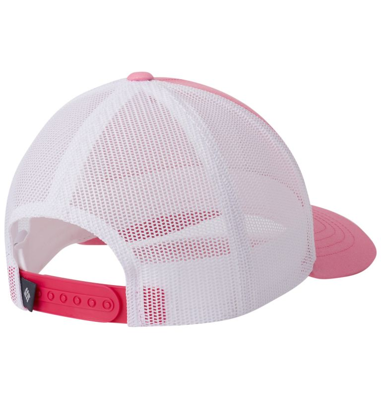 Columbia Youth™ Snap Back Hat | 674 | O/S Snap Back Cap Junior, Lollipop, Circle Patch, back