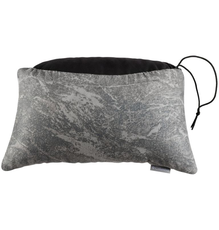 Camp Travel Pillow | 053 | NONE On-The-Go Compressible Pillow, Stone Graphite, a1