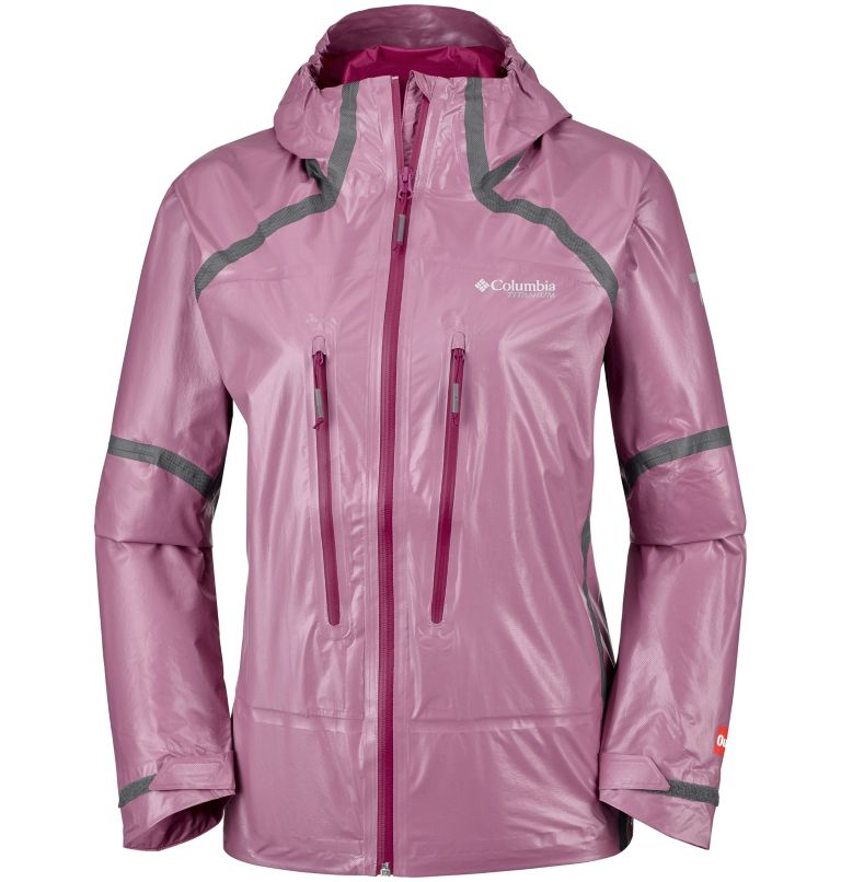 Chubasquero OutDry™ Ex Featherweight para mujer Chubasquero OutDry™ Ex Featherweight para mujer, front