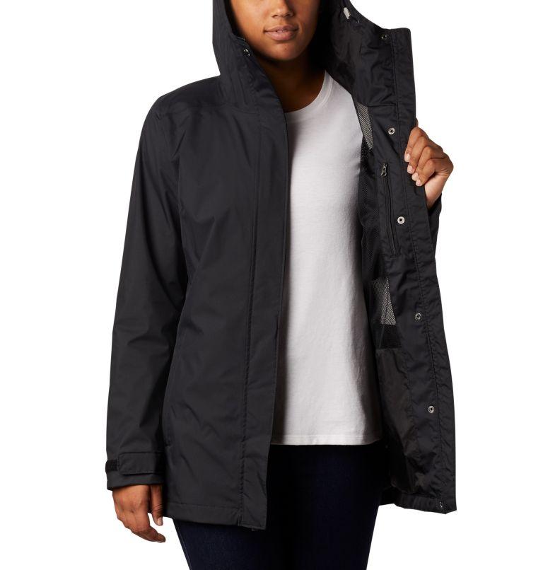 Splash A Little™ II Jacket | 010 | S Women's Splash A Little™ II Jacket, Black, a3