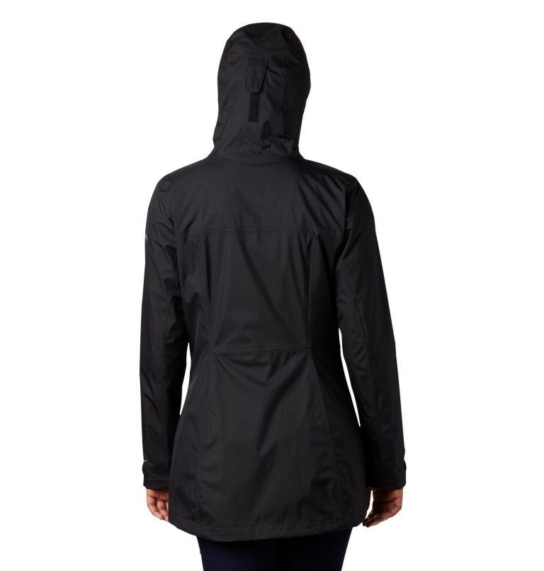 Splash A Little™ II Jacket | 010 | S Women's Splash A Little™ II Jacket, Black, back