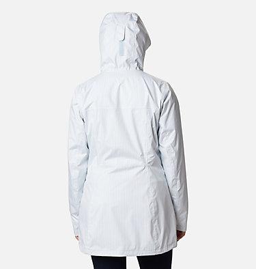 Women's Splash A Little™ II Jacket Splash A Little™ II Jacket | 193 | XL, Cirrus Grey Texture Stripe Print, back