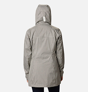 Women's Splash A Little™ II Jacket Splash A Little™ II Jacket | 193 | XL, Chalk Houndstooth Print, back