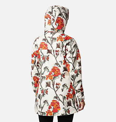 Women's Splash A Little™ II Jacket Splash A Little™ II Jacket | 193 | XL, Chalk Botanica Print, back