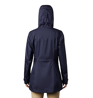 Women's Splash A Little™ II Jacket Splash A Little™ II Jacket | 193 | XL, Nocturnal Titch Diamond Print, back