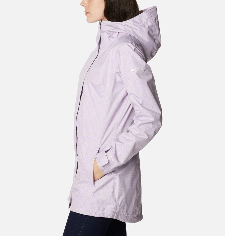 Splash A Little™ II Jacket | 584 | L Women's Splash A Little™ II Jacket, Pale Lilac Spacey Dots Print, a1