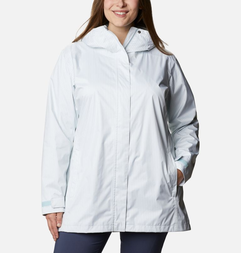 Women's Splash A Little™ II Jacket - Plus Size Women's Splash A Little™ II Jacket - Plus Size, front