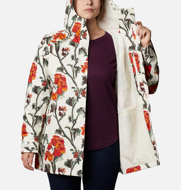 Women's Splash A Little™ II Jacket - Plus Size Women's Splash A Little™ II Jacket - Plus Size, a3
