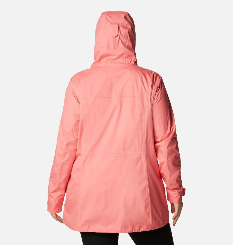 Women's Splash A Little™ II Jacket - Plus Size Women's Splash A Little™ II Jacket - Plus Size, back